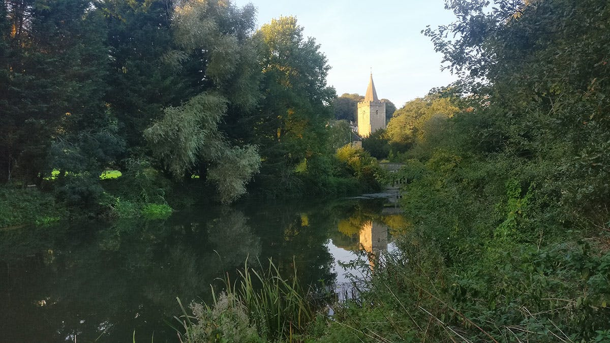 Church on the Avon